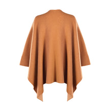 Load image into Gallery viewer, Luxury Wrap Cape, Camel