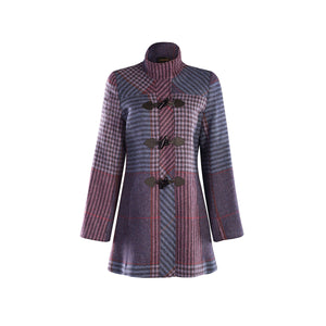 Marie Coat, Purple