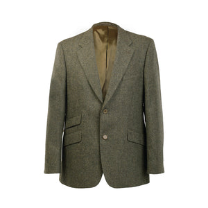 Jacket, Green Salt & Pepper