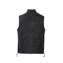 Load image into Gallery viewer, Grey Sleeveless Lined Vest