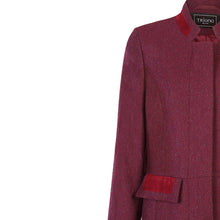 Load image into Gallery viewer, Middleton Coat, Plum