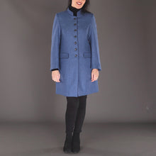 Load image into Gallery viewer, Millie Coat, Blue