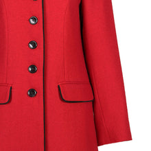 Load image into Gallery viewer, Millie Coat, Red