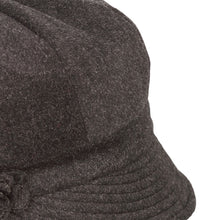 Load image into Gallery viewer, Newsboy Cap, Black