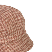 Load image into Gallery viewer, Newsboy Cap, Brown Check