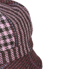 Load image into Gallery viewer, Newsboy Cap, Purple & Lilac