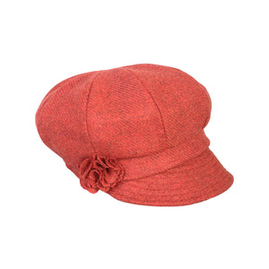Newsboy Cap, Rust