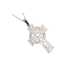 Load image into Gallery viewer, Celtic Cross Pendant