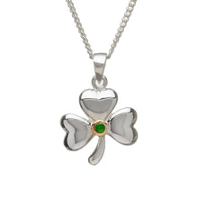 Load image into Gallery viewer, Shamrock Pendant