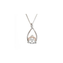 Load image into Gallery viewer, Trinity Knot Hanging Pendant