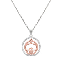 Load image into Gallery viewer, Claddagh Pendant