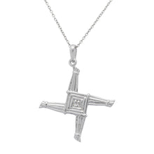 Load image into Gallery viewer, St Bridgets Cross Pendant