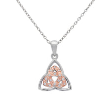 Load image into Gallery viewer, Trinity Knot Pendant