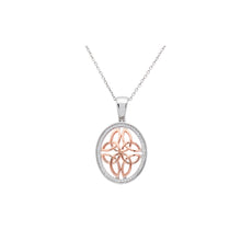 Load image into Gallery viewer, Celtic Circle Pendant