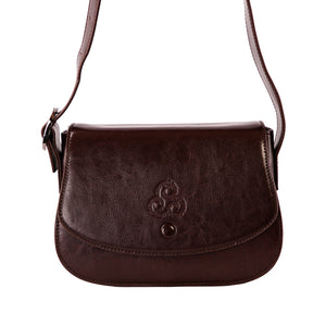 Traditional Leather Handbag