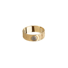 Load image into Gallery viewer, Arda Ring with Rare Irish Gold