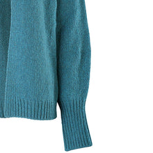 Load image into Gallery viewer, Short Edge to Edge Cardigan, Turquoise