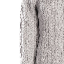 Load image into Gallery viewer, Short Three Button Crossover Cardigan, Grey