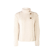 Load image into Gallery viewer, Supersoft Three Button Cardigan, Natural