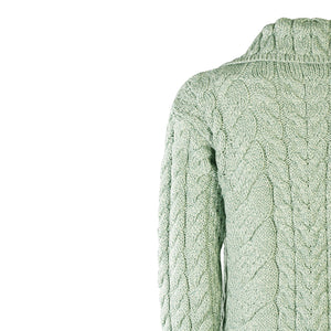 Supersoft Collar Cardigan, Mint