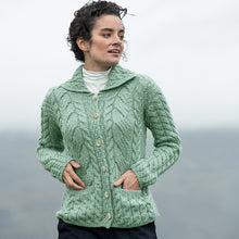 Load image into Gallery viewer, Supersoft Button Cardigan, Mint