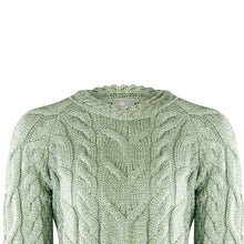 Load image into Gallery viewer, Supersoft Crew Neck Sweater, Mint