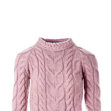 Load image into Gallery viewer, Supersoft Crew Neck Sweater, Pink