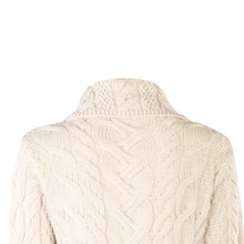 Load image into Gallery viewer, Supersoft Crossover Button Cardigan, Natural