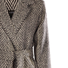 Load image into Gallery viewer, Belted Coat, Herringbone