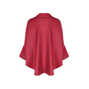 Trisha Cape, Red Stripe