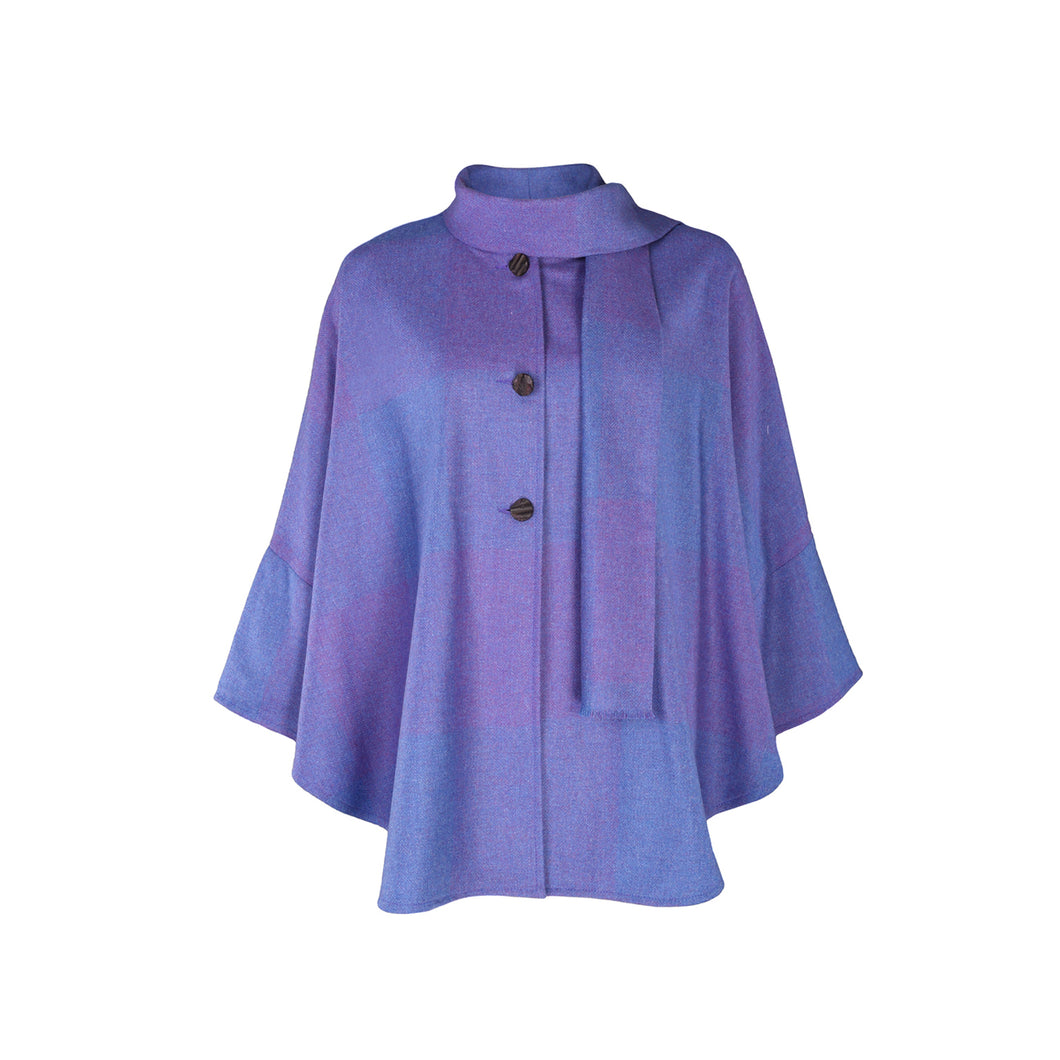 Trisha Cape, Purple Square