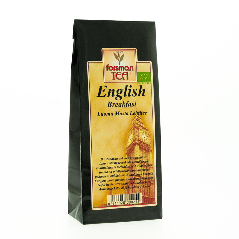 English Breakfast Luomu 60g