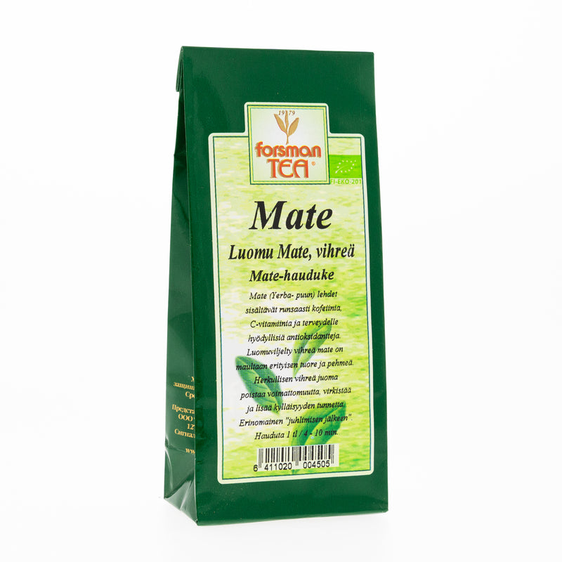 Luomu Mate Naturel 60g