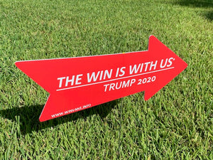 WinVane™ - Political yard Sign