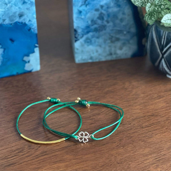 Hedge and Fox Bracelet Shamrock Bundle