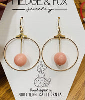 Earrings - Taylor - Hedge and Fox