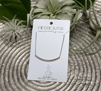 Necklaces - Stacie - Hedge and Fox