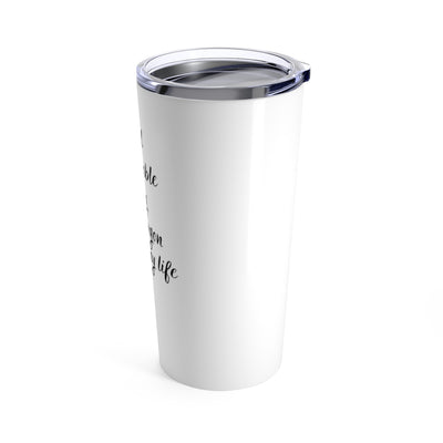 I Feel Comfortable Using Legal Jargon 20oz Tumbler - The Legal Boutique