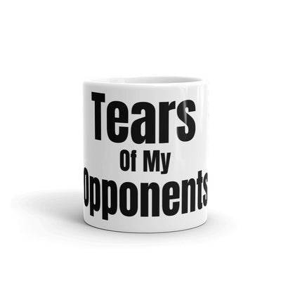 Attorney Gift Mug - Tears of My Opponents - Ceramic Coffee Mug - The Legal Boutique