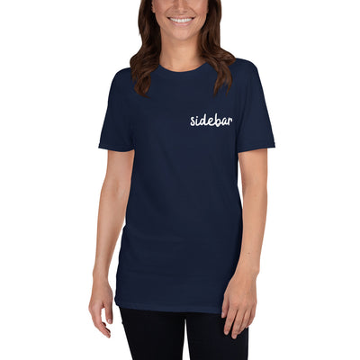 Lawyer Gift T Shirt - Judge, Sidebar! - Unisex Short Sleeve Shirt - The Legal Boutique