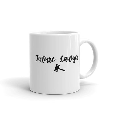 Law Student Gift Mug - Future Lawyer - Ceramic Mug - The Legal Boutique