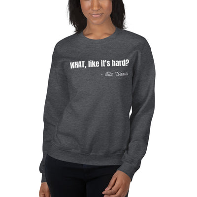 Lawyer Sweater - Elle Woods Legally Blonde - Unisex Long Sleeve Pull Over - The Legal Boutique