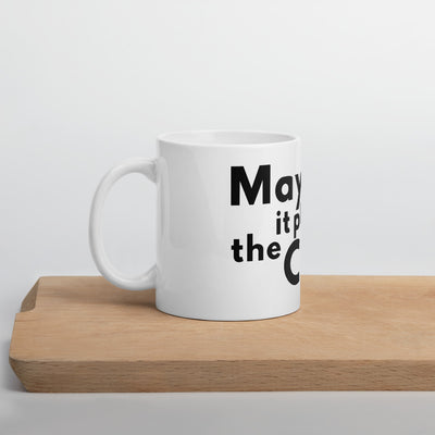 Lawyer Gift Mug - May It Please the Court - Law School Coffee Mug