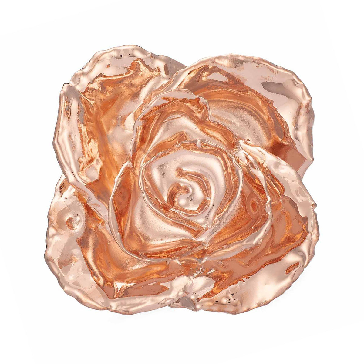 Rose Gold Dipped Forever Rose