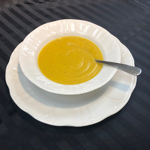 1 lt. Cream of Butternut Squash (Gluten Free, Vegan)