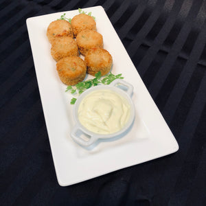 15 pcs. Mini Crab Croquettes