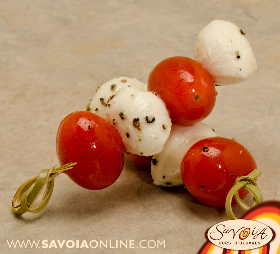 Caprese Salad on Skewer