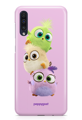 """Cute Chicks"" Galaxy A50 Printed Back Cover Case"