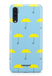 """Umbrella"" Galaxy Printed Back Cover Case"