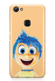 """Me Inside"" Vivo Y83 Printed Back Cover Case"